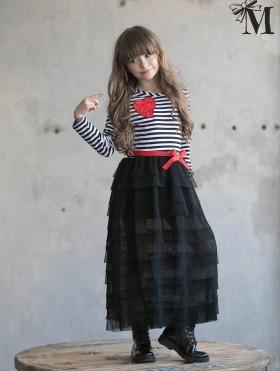 Niespotykana - wydłużona sukienka