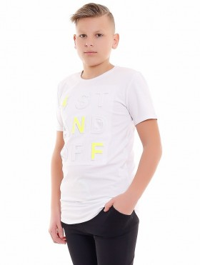 """T-SHIRT """"STAND OFF"""""""