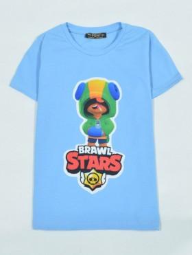 T-SHIRT DLA CHŁOPCA ''BRAWL STARS''