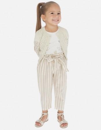 Długie spodnie dla dziewczynki