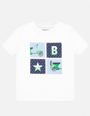 Koszulka z krótkim rękawem dla chłopca Baby