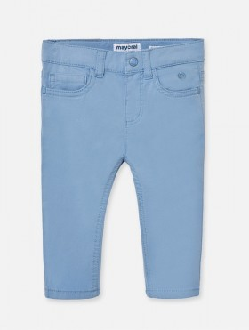 Długie spodnie basic slim fit dla chłopca Baby