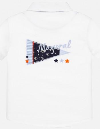 Koszula z aplikacją dla chłopca Baby