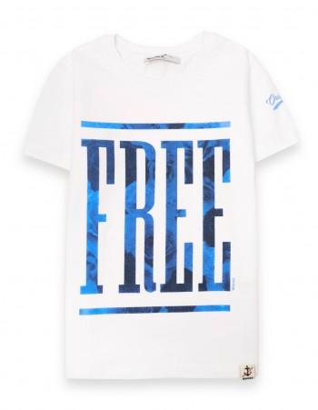 BLUZKA DLA CHŁOPCA ''FREE''