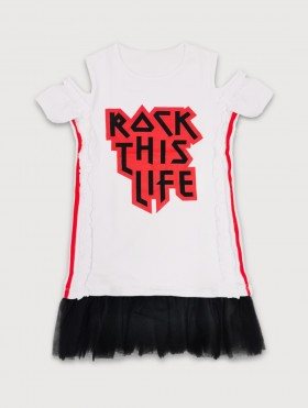 "SUKIENKA ""ROCK THIS LIFE"""