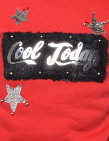 BLUZA  ''COOLL TODAY''