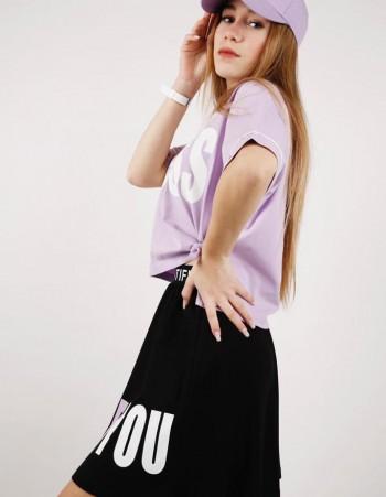 Komplet spódniczka z bluzką