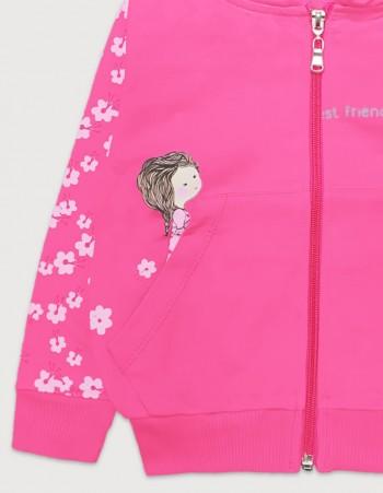 """Bluza Dla Dziewczynki """"Flowers"""""""