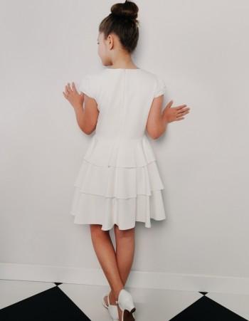 Elegancka Sukienka Dziewczęca