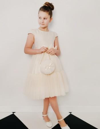 Sukienka Dziewczęca Okolicznościowa