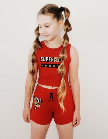 """KOMPLET 2-CZĘŚCIOWY """"SUPER STAR"""" ★"""