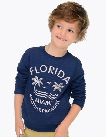 Bluza z kieszeniami dla chłopca