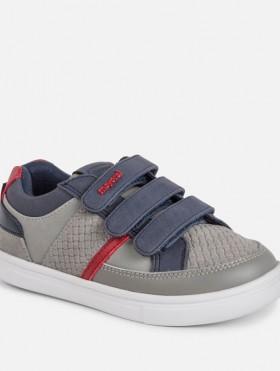 Buty casual na rzepy dla chłopca