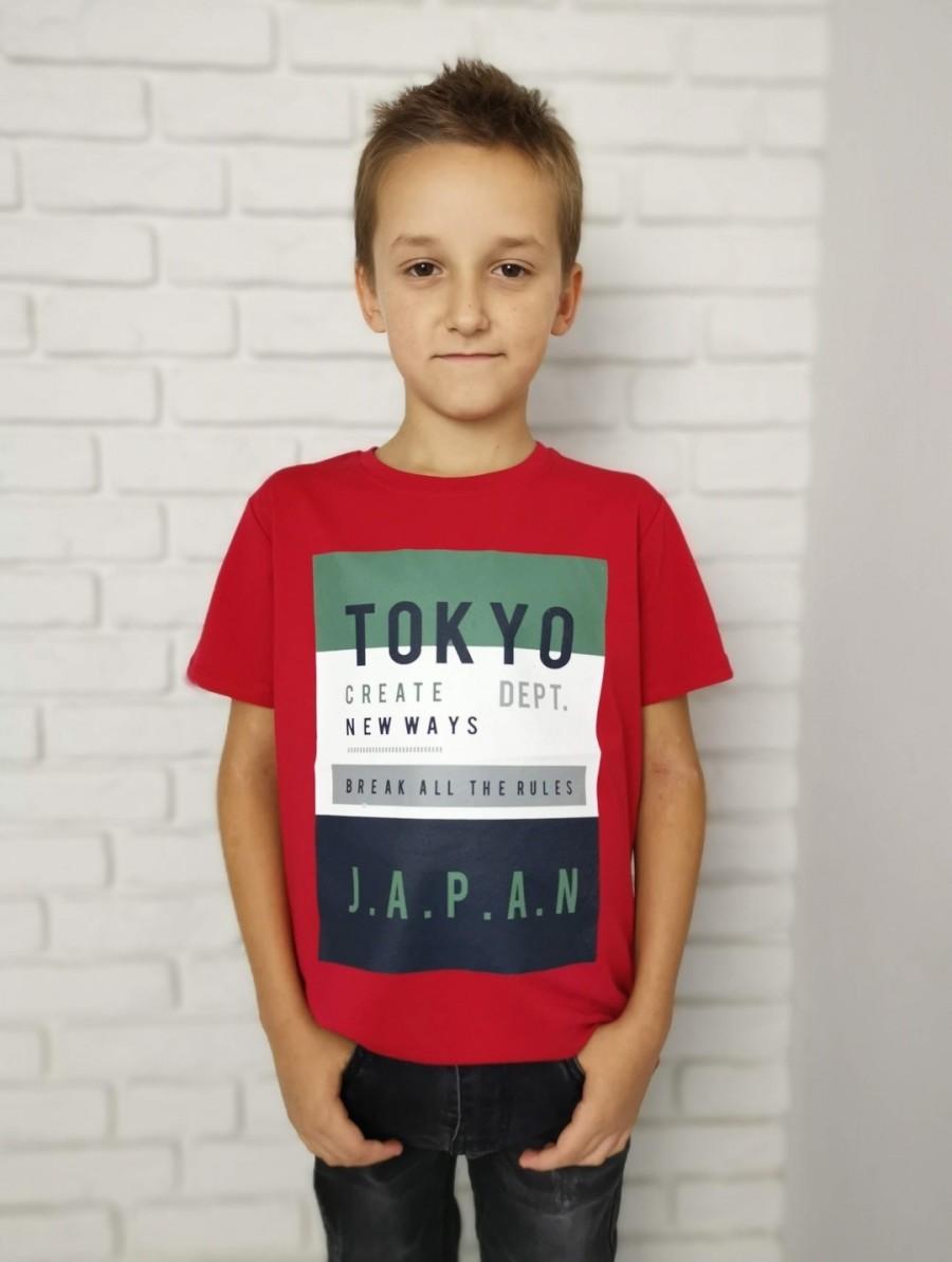 BLUZKA DLA CHŁOPCA ''TOKYO''